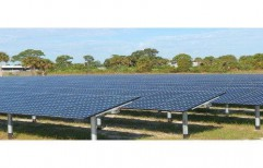 Hybrid Solar Power Plant by Mehar Solar Technology Private Limited