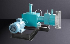 Hydraulic Actuated Double Diaphragm Pumps by Minimax Pumps Private Limited