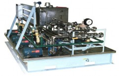 Lube Oil System for Pumps by UT Pumps & Systems Private Limited