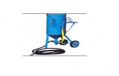 Portable Abrasive Blaster by National Enterprises
