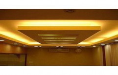 Roofing False Ceiling by A Square Associates