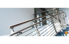 Stainless Steel Railing by Team Work Glass Solutions Private Limited