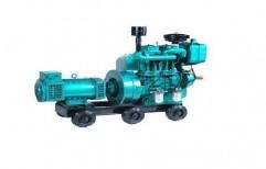 Water Cooled Diesel Generator by Powerr Stroke Industrial Enterprises