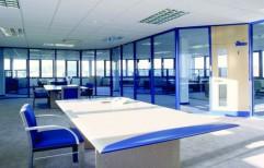 Aluminum Partition Works by Sly Enterprises