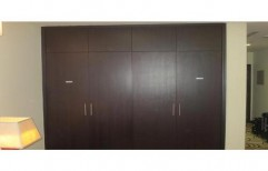 Bedroom Cupboard by Shree Interiors