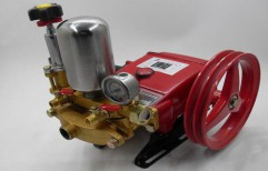 High Pressure Triplex Plunger Pumps by UT Pumps & Systems Private Limited