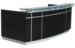 Reception Counter by Hemant Interiors (A Unit Of Hemant UPVC Doors & Windows)