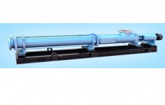 Single Screw Pumps by UT Pumps & Systems Private Limited
