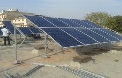 Solar Rooftops Structure by Amkay Engineering