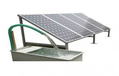 Solar Water Pump Without & With Subsidy Of Gujarat Govt. by Arihant Solar Enterprise