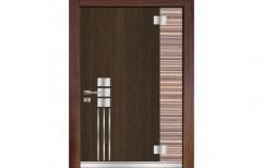 Wooden Laminated Door by Shree Rathna Wood Work