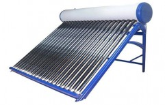 Industrial Solar Water Heater by Green Energy