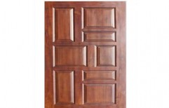 Wooden Designer Door by Integrated Management & Allied Services LLP