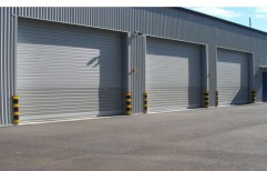 Galvanized Rolling Shutter by Sly Enterprises