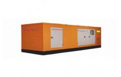 Mahindra Silent Generator by Powertech Engineers
