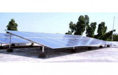 Off Grid Solar Power Plant by Fidus Energy Private Limited