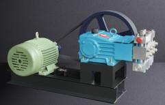 Triplex Reciprocating Pump by Minimax Pumps Private Limited