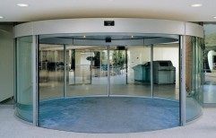 Automatic Curved Sliding Door by Sly Enterprises