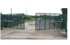 Automatic Swing Gates by Sly Enterprises