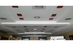 Designer False Ceiling by A Square Associates