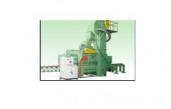 Diabola Type Blasting Machine by National Enterprises