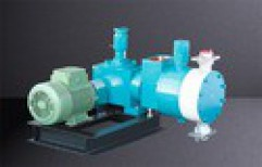 Hydraulic Actuated Diaphragm Pumps by Minimax Pumps Private Limited