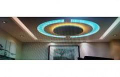 Interior False Ceiling by A Square Associates