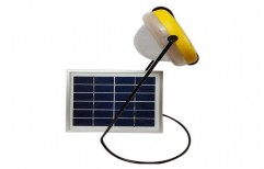 Solar Emergency Task Light by Roopshree Tractors & Motors