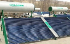 Solar Thermal Collector by Epsilon Automation & Solar Power