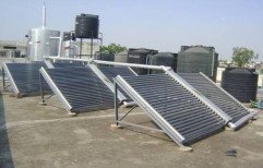 500lpd Solar Water Heater by Mechsol Energy & Equipments