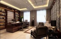 Cabin Interior Decoration Service by Hemant Interiors (A Unit Of Hemant UPVC Doors & Windows)