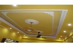 Decorative False Ceiling Services by Hemant Interiors (A Unit Of Hemant UPVC Doors & Windows)
