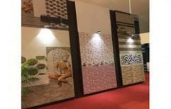 Exhibition Display Stand by Ajariya Associates