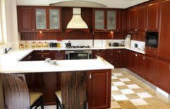 G Shaped Modular Kitchen by Sri Sakthi Interiors