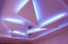Gypsum Ceiling Work by J. B. N. Glass & Aluminium