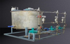 H2So4 Dosing Systems by Minimax Pumps Private Limited