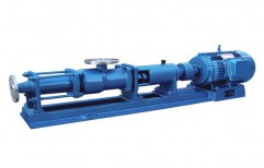 Industrial Single Screw Pump by UT Pumps & Systems Private Limited