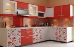 Laminated Modular Kitchen by Sri Sakthi Interiors