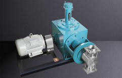 Metering Reciprocating Pumps by Minimax Pumps Private Limited