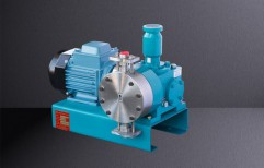 Nutrient Solution Dosing Pumps by Minimax Pumps Private Limited