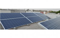 Off Grid Solar Power Plant by Mehar Solar Technology Private Limited
