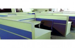 Office Work Station by Globus Infratech