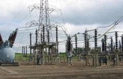 Power Substation Structure by Amkay Engineering