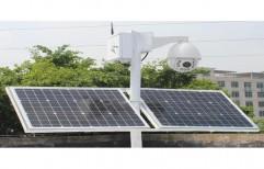Solar Indoor CCTV Camera by Solar Solution