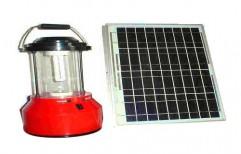 Solar Lamp by Solar Solution