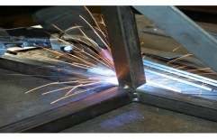 Stainless Steel Fabrication Service by Globus Infratech