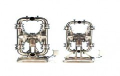 3A High Sanitation Diaphragm Pump by Quality Enterprises
