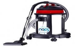 Commercial Wet Vacuum Cleaner by NACS India
