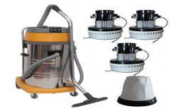 Industrial Vacuum Cleaner by NACS India