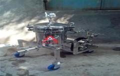 Kerosene Filter Press by Akshar Engineering Works